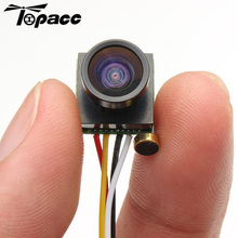 High Quality 600TVL 1/4 1.8mm CMOS FPV 170 Degree Wide Angle Lens Camera PAL NTSC 3.7-5V FPV Mini Camera For RC Camera Drone FPV(China)