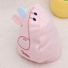 free shipping 400PCS/LOT Cute Newborn Infant Toddler Girl Boy Baby Cap Colt Dot Beanie Cotton Hat