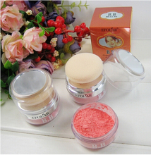 Women 3D Pure Mineral Face Cheek Color Blush Blusher Powder Cosmetic For Girls Hot Sale