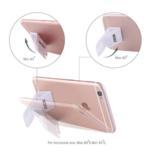 Universal Portable Foldable Phone Holder Anti-Fall Phone Smartphone Desk Stand Free Shipping  (White)