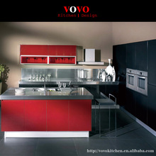 Modular kitchen furniture China factory direct supply