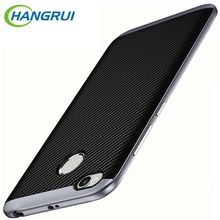Hangrui For Xiaomi redmi 4X Case Silicone TPU + PC Frame Hybrid Armor Back Cover For xiaomi Redmi 4 Pro Prime Note 4X Pro Cases