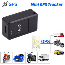 Mini GPS GSM Security Tracker Car Anti-theft Realtime Remote Control Tracking Size 3.5cm*2.0cm*1.4cm(China)