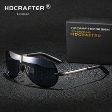 Praça Marca de Grife Óculos De Sol Dos Homens Polarizados Homem Polaroid óculos  de Sol Masculino Óculos de Visão Noturna de Cond. ecd8048a90