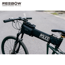 REEBOW TACTICAL Cycling Bike Frame Bag 1000D CORDURA Outdoor Sports Beam Saddle Pack for MONTAGUE HUMMER HUMVEES MTB Bike