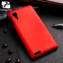 "Phone Case For Lenovo P780 P 780 5.0"" Slim Frosted Matte phone Back cover Hood Hybrid Hard Plastic cell phone cases skin shell"