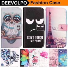 DEEVOLPO Luxury Case For Apple iphone 8 7 6 6S Plus 5S SE 8+ 7+ Wallet Case For ipod touch 6 Phone Cover Leather Capa Bag DP23Z(China)