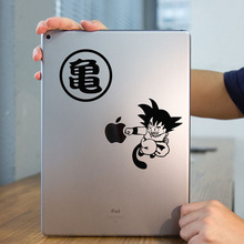 "Dragon Ball Goku Vinyl Tablet PC Laptop Decal Sticker for iPad 1/2/3/4/Air/mini/Pro 7.9"" / 9.7"" / 12.9"" Notebook Sticker Skin"