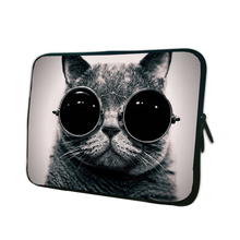 "Hot Sale Cat Style Notebook Bag Computer Accessories Laptop 14 14.1"" 14.2"" 14.4"" Netbook Sleeve Cover Bags Cases Funda Bolsas"