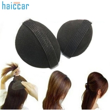 Beauty Girl New Women 2PCS DIY Hair Disk Hair Flaxen Hair Fluffy Hair Pad Increased Device Sep 29