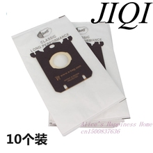JIQI 10 pieces Vacuum Cleaner Bags Dust Bag for Electrolux Vacuum Cleaner accessories   filter and S-BAG
