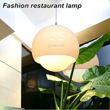 Fashion restaurant lamp brief modern lamp bar counter personalized lighting lamps design light pendant