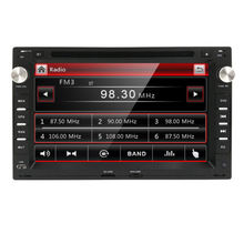 MTK3360 Car DVD Automotivo 2 Din 7 Inch Car DVD Player For VW/Volkswagen/PASSAT/B5/MK5/GOLF/POLO/TRANSPORTER With Radio GPS Navi(China)