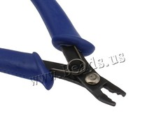 Free Shipping Jewelry Accessories Beading Bead Crimping Crimper Pliers Tool 13cm diy Jewelry Making Hand Tool Pliers for Jewelry