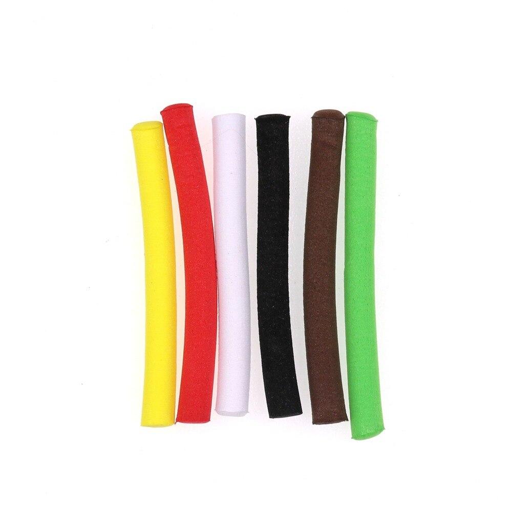 Zig Foam Kit Zig Foam 6mm White Bait Hook Line Aligners Tackle Rigs Carp Tackle