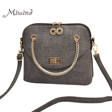 Women Bags Handbag Tote Crossbody Over Shoulder Sling Summer Leather Messenger Scrub Shell Small Lock Female White Casual Bolsas