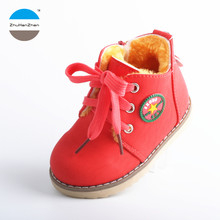 2017 High quality winter children boots keep warm cotton boots 1 to 5 years old baby boy and girl snow boot kids fashion shoes