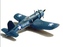 "F-4U 94 ""100cc fiberglass aircraft / remote control airplane model / balsa airplane"