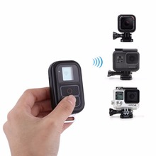 Black Wireless Wifi Remote Controller With Wrist Band Key Ring For GOPRO Hero2/3/3+/4/4S/5/5S(China)