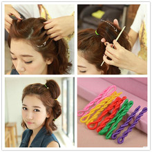 Hair Holders Rubber Band Headdress High Elastic and Durable Hair Ring Hair Accessories Styling Tool Rubber Rope Ponytail Holder