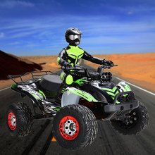 1 / 12 Full Scale 4WD 2.4G High Speed Crossing Car Off Road Racer 4Channels Desert Off-Road RC Car for Kids