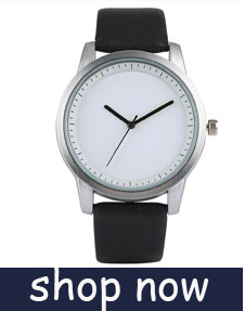YISUYAแฟชั่นลำลองผู้ชายนาฬิกาอะนาล็อกควอตซ์ฉลามสีดำสแตนเลสตาข่ายวงสร้างสรรค์นาฬิกาข้อมือท... 12
