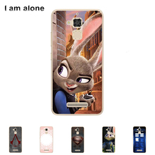 Hard Plastic Case For Asus Zenfone 3 Max ZC520TL 5.2 inch Mobile Phone Cover Bag Cellphone Housing Shell Skin Mask Color Paint(China)