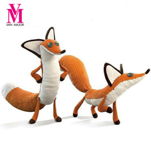 1pcs Movie Le Petit Prince Little The Prince And The Fox Stuffed Animals Plush Toys Doll Stuffed Education Toys Kids Gift(China)