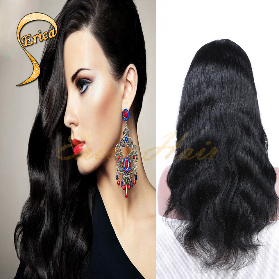 Silk Top Full Lace Wigs Malaysia Human Hair Wigs For Black Women 8A Full Lace Wigs And Lace Frontal Wig With Baby Hair Body Wave<br><br>Aliexpress