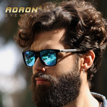 AORON Brand Original Package Polarized Sunglasses Men's Classic Design Goggles Coating Lens Women Fashion Leisure Shades Glasses