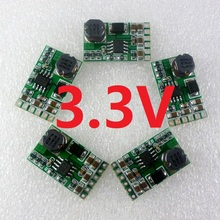 5x 3.5A DC 5V-24V to 3.3V DC-DC Step-Down Buck Converter Regulator Module for esp8266 Wifi Bluetooth STM32 ARM Board(China)