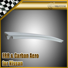 Car-styling For Nissan R32 GTS GTR FRP Fiberglass Nismo Style Trunk Spoiler Fiber Glass Rear Wing Accessories(China)