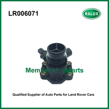 LR006071 high quality auto 3.2L petrol thermostat for Freelander 2 2006- car engine spare parts china supplier with cheap price(China)