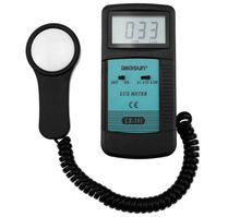 ALLSUN LX101 digital light meter, digital luminance meter, hand-held light meter,