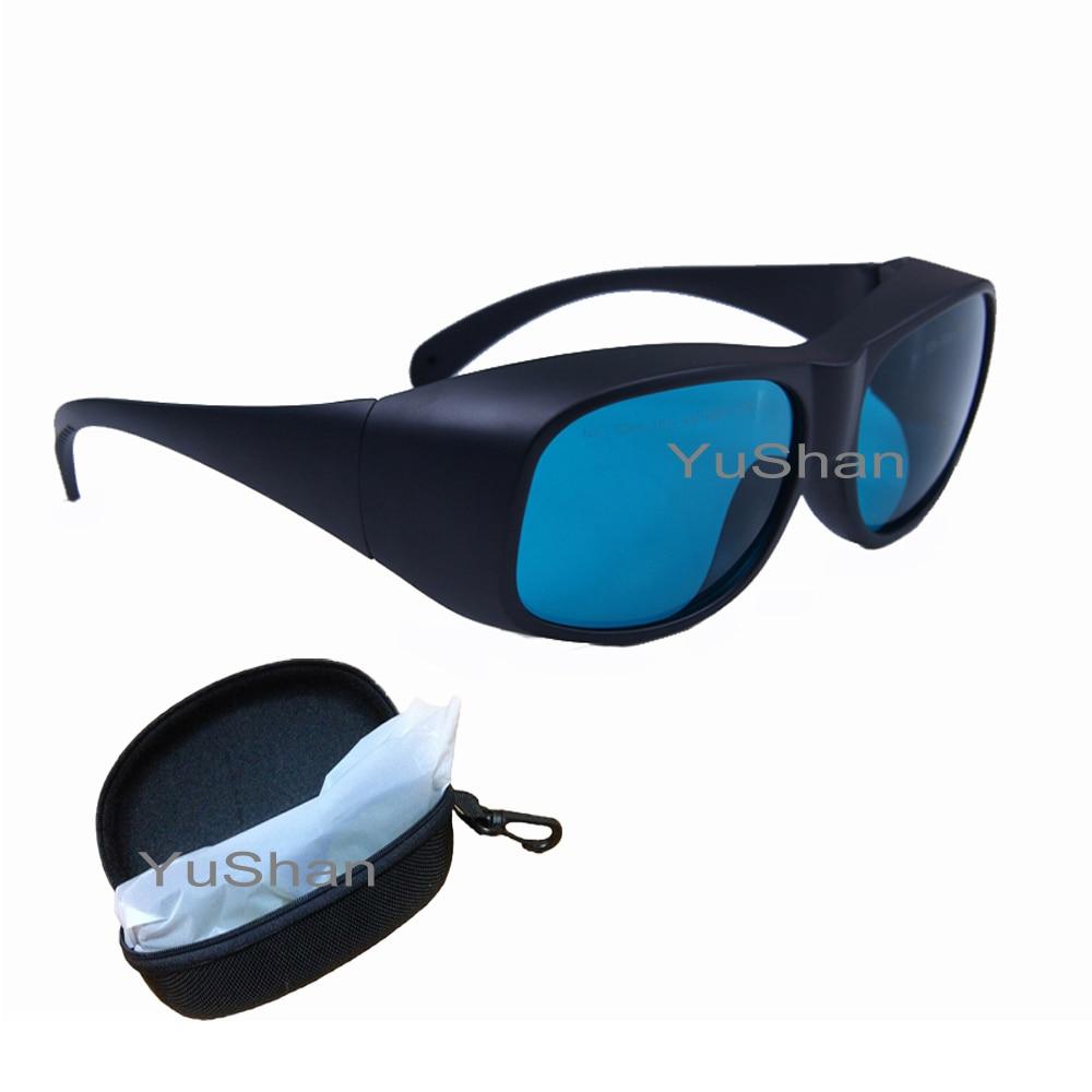 RHP 600-700nm Multi Wavelength Laser Safety Glasses Red Laser Safety Glasses ,Red Laser Protection Glasses<br>