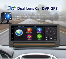 2017  GPS car camcorder dvr lens intelligent voice control WiFi connect app download best auto assistant