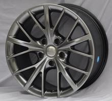Hyper Black 18x8.5 5x127 Car Aluminum Alloy Wheel Rims fit for Jeep(China)