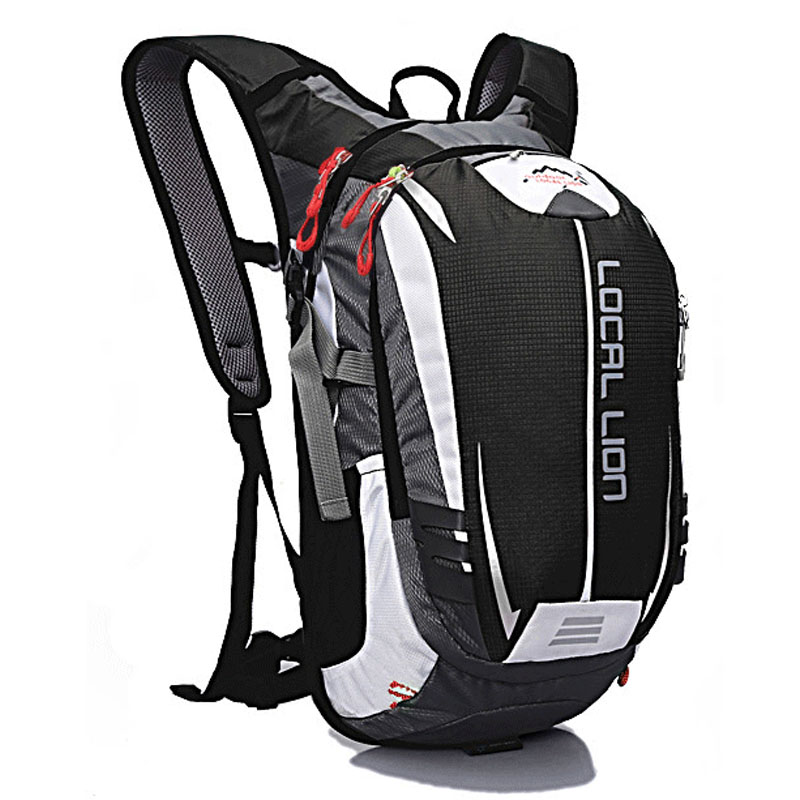 2017 Professional Cycling Sport Backpack 600D Nylon 18L Suspension Breathable Bicycle Bag Rainproof Outdoor Riding Bike Bags<br><br>Aliexpress