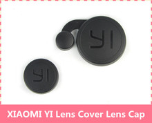 New Xiao Yi Waterproof Case Cover + Lens Cover Len Cap Set For Original Xiao Yi Action Sport Camera AccessoriesXiaoyi