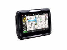 Motorcycle IPX7 wateproof GPS navigation with 4.3 inch Touch Screen(WinCE 6.0, Bluetooth, Handlebar robust mount), AVIS DRC043G