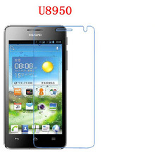 3 PCS HD phone film PE touch preserving eyesight for HUAWEI G600 U8950D U9508 T8950 screen protector +Wipe wipes