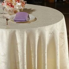 Europe style Hotel tablecloths printed round table cloth tablecloths high quality table cloth overlay banquet mantel de mesa