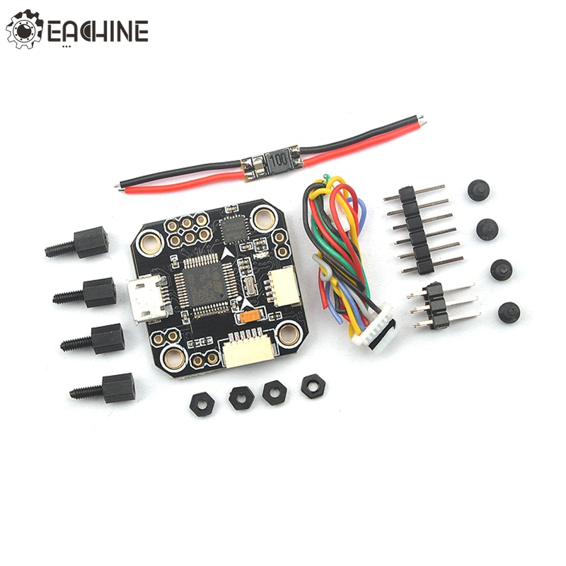 High Quality Eachine Minicube F3 6DOF Flight Controller Intergrated Betaflight OSD 20mm*20mm For RC Multicopter<br><br>Aliexpress
