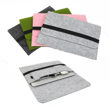 Wool Felt Sleeve Laptop Case Cover Bag for Apple Mac MacBook Air Pro 11/12/13/15