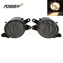 Car Styling High Power Car Auto Headlight Fog Lights Lamps For Audi A4 B6 2000 2001 2002 2003 2004 2005 2006 Singal Light(China)