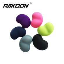 Rakoon Comfort 3D Wrist Rest Support Mouse Pad Silica Gel Hand Pillow Wirst Mat For Dota 2(China)