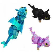 New Quality 3 Color Pet Cat Dog Costumes Fly Dragon Halloween Pet Costume Warm Wholesale Retail(China)