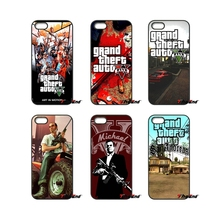 GTA San Andreas GTA Grand Theft Auto 5 V Phone Case For Samsung Galaxy A3 A5 A7 A8 A9 J1 J2 J3 J5 J7 Prime 2015 2016 2017(China)