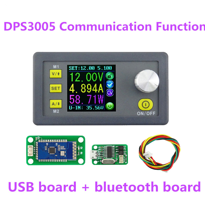 20pcs/lot by dhl or fedex DPS3005 Communication Function Constant Voltage current Step-down Power Supply module  39%off<br>