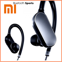 Buy Original Xiaomi Mi Sports Bluetooth Headset Bluetooth 4.1 Earbuds IPX4 Waterproof Wireless Earphones Xiaomi Samsung Phones for $14.15 in AliExpress store